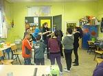 Schoolproject Koningin van de Nacht - Dag 3, 17/01/13